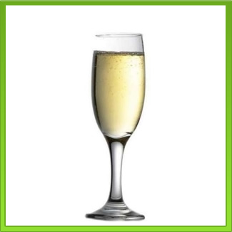 Champagne Glasses for Hire