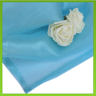 Turquoise Table Overlay